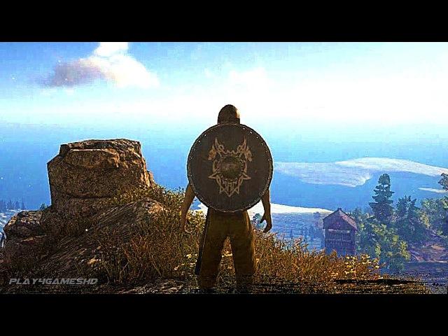 VALNIR ROK 10 Minutes of Gameplay Demo New Open World Viking Game 2017