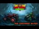 Mad Truck Challenge3! Игровой мультик для детей про ГОНКИ на машинках Монстр Трак