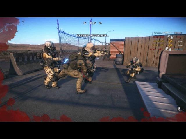 Warface ЗомбиАпокалипсис Снайпера против Зомби 18