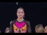 Elena Eremina Vault AA 2017 World Championships All Around