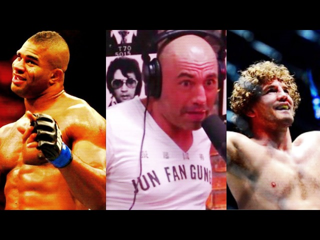 Joe Rogan rips Paulie Malignaggi; Alistair Overeem willing to fight Francis Ngannou; Rose Namajunas