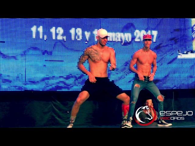 Como bailar reggaeton 2017 the cuban flex