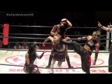 Mary Apache, Mayu Iwatani, Tam Nakano vs. Hana Kimura, Kagetsu, Natsu Sumire (STARDOM - Shin-Kiba 1st RING)