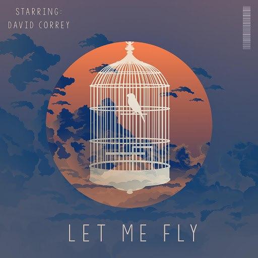 David Correy альбом Let Me Fly