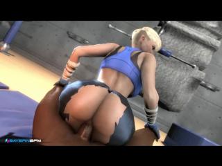3d porno хардкор