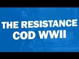 Трейлер дополнения The Resistance для Call of Duty WWII