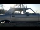 Кузов ГАЗ 31105 Волга в металле окрашенный