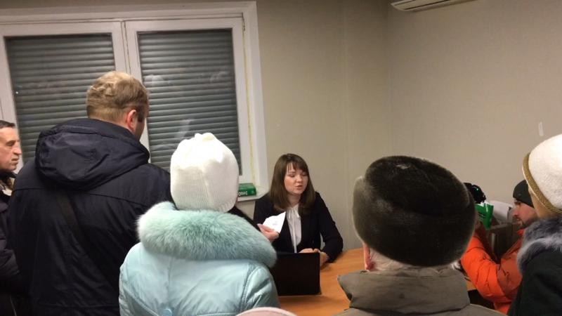 Встреча жителей Трехгорки с телеканалом Москва 24
