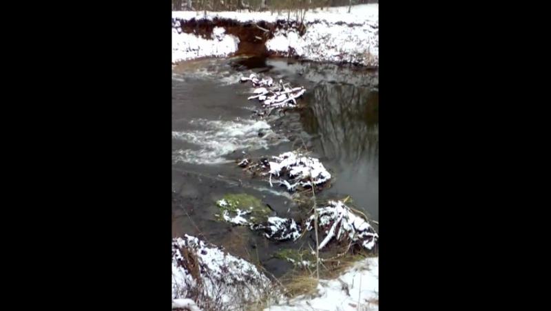 тающая вода