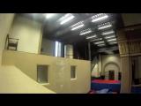 Это самые крутые прыжки на батуте!