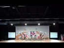 FISAF Int Fitness Sports Aerobics World Championships 2017. Preliminary Adult Grande Step 18-Oct-2017