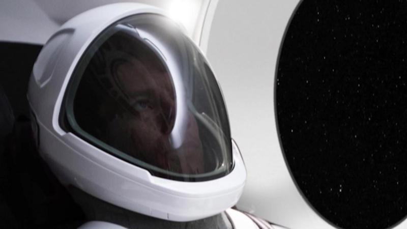Суперкостюм от Илона Маска!