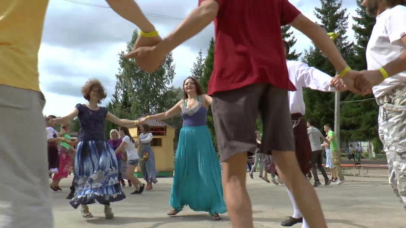 Этнический фестиваль КРУТУШКА. 2017 год