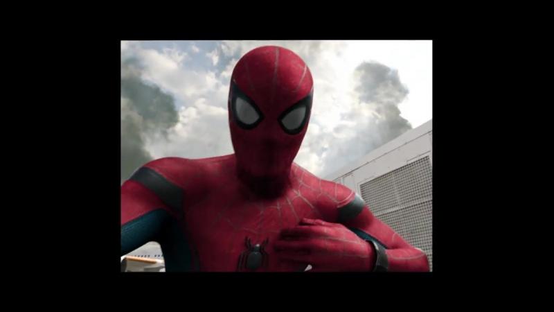 Первые 10 минут «Человек-Паук: Возвращение домой»