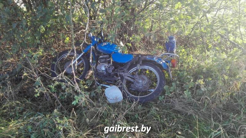 Лобовое столкновение мотоциклистов. За рулем пьяный лишенник и молодой бесправник