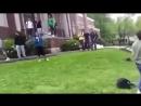 Бои без правил - Уличные драки и нокауты Жесть