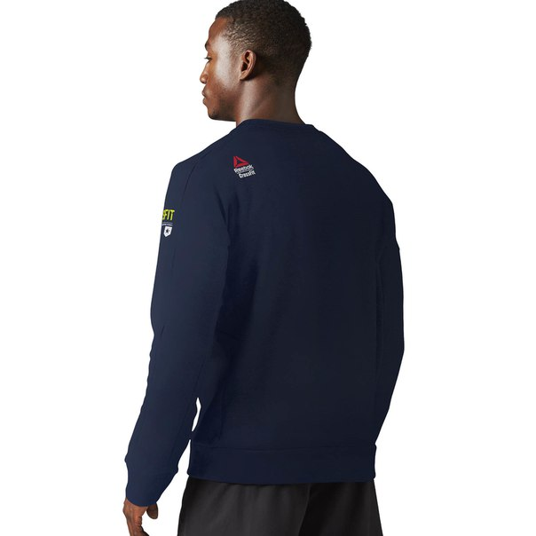 Джемпер Reebok CrossFit Fleece