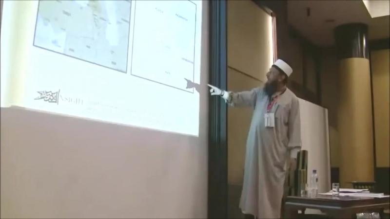 ГОГ И МАГОГ ... ( ЯДЖУДЖ И МАДЖУДЖ )... Эсхатология Шейха Имрана Хусейна. (Даджаль - Лжепророк, обманщик, тот кто покрывает исти