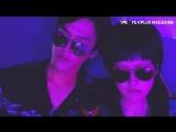 [YGKplus Magazine] Shin Hae Nam & Choi Han Bin for Kaffeine Sunglasses 2017