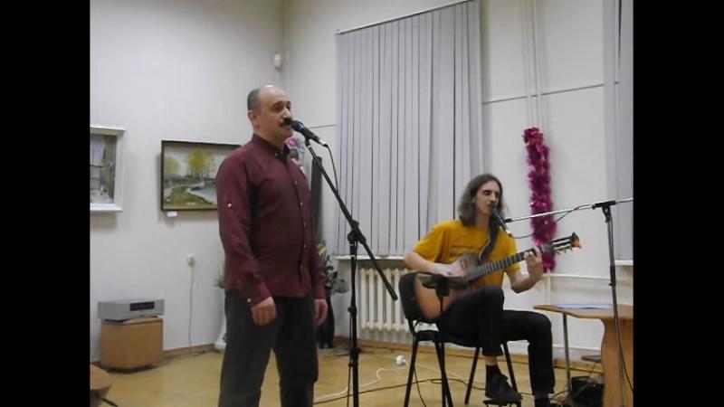 10 Лев Кузнецов и Сергей Рубашкин