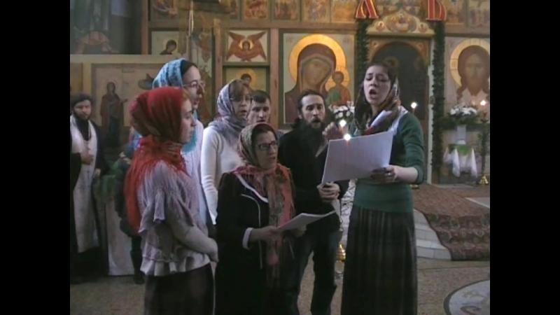 Рождество в Камешково. С нами Бог
