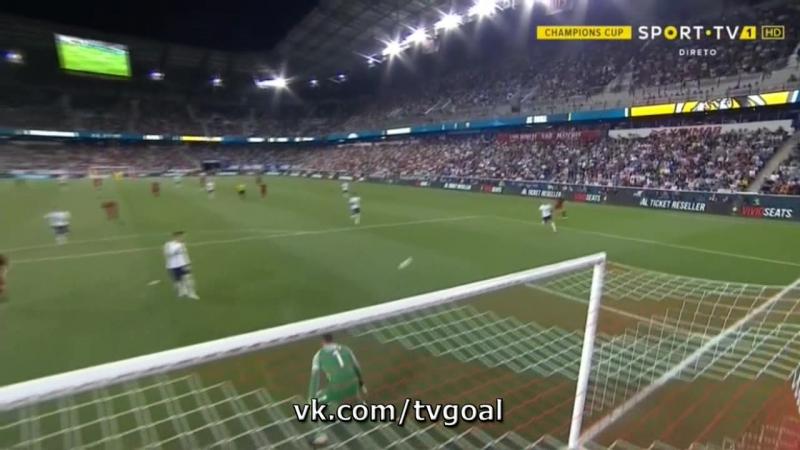 Тоттенхэм 0:2 Рома   Ундер