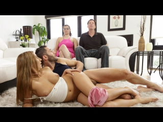 Moka mora - hypno fuck (brunette, long hair, masturbation, tan, petite, blowjob, facial, handjob, pov, deepthroat)