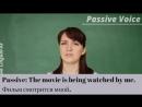 Passive Voice часть 2