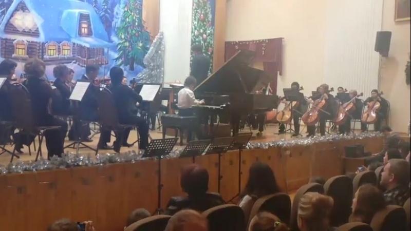 концерт Моцарта №5, Елисей.mp4