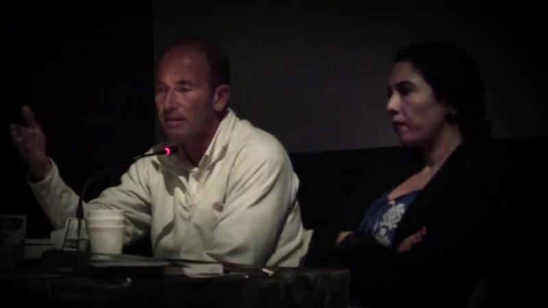 «Létat et les banques, les dessous dun hold-up historique» conférence avec Myret Zaki et Etienne Chouard