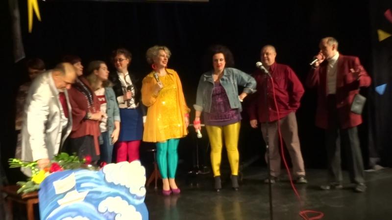 19 12 2017 Творческий вечер Всеволода Турчина Прекрасное далёко к 80 летию со дня рождения Банда педуниверситета