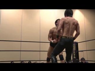 Kotaro Suzuki, Madoka vs. Shunma Katsumata, Yuki Ueno (DDT - DNA29)