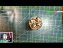 Warhammer 40000 Покрас Necron Scarabs