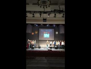 МАРКЕЛЛОВЫ ГОЛОСА ансамбль / Новосибирск/вокал — Live