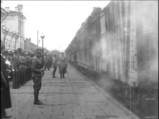Белый Омск в 1919 году