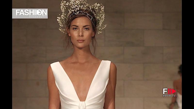 REEM ACRA New York Bridal Fashion Week Fall 2018 Fashion Channel