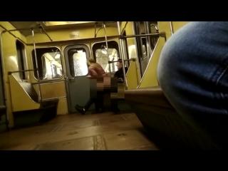 Секс в нижегородском метро 14.02.2018