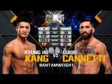UFC FIGHT NIGHT ST. LOUIS Kyung Ho Kang vs. Guido Cannetti