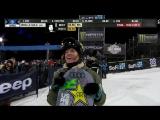 Arielle Gold wins Women's Snowboard SuperPipe silver _ X Games Aspen 2018