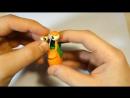 Лепим УЛИТКУ из пластилина Snail in plasticine Play Doh Stop Motion