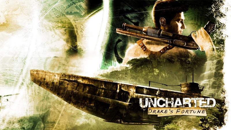 Uncharted: Судьба Дрейка /\ Стрим №2