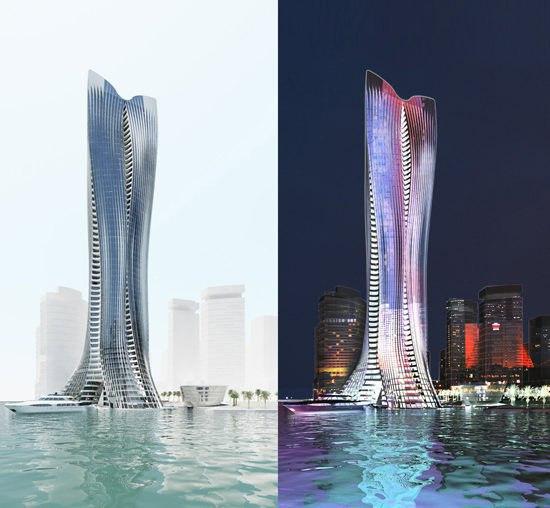 Небоскрёб имени Михаэля Шумахера в Дубае