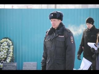 капитан ДПС Денис Шульженко, участник боевых действий на Северном Кавказе