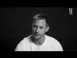 Alexander Skarsgrds - Screen Tests - W magazine
