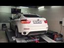 Замер мощности BMW X6 40D E71 на динамометрическом стенде , Крым , Симферополь , FPGarage - чип тюнинг в Крыму !