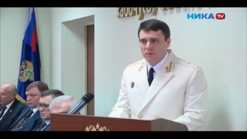 Ника-ТВ о торжественных мероприятиях, посвященных празднованию 296-й годовщины со дня образования прокуратуры России