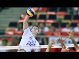 Top 20 First Time Attacks -  FIVB Volleyball World League 2017