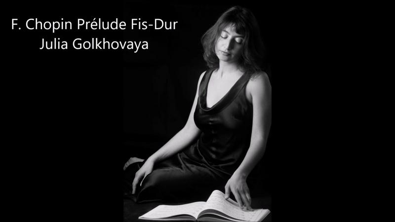F. Chopin Prélude Fis-Dur