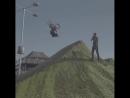 Charles Covey BMX Fail frontflip
