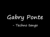 Gabry Ponte - Techno tango